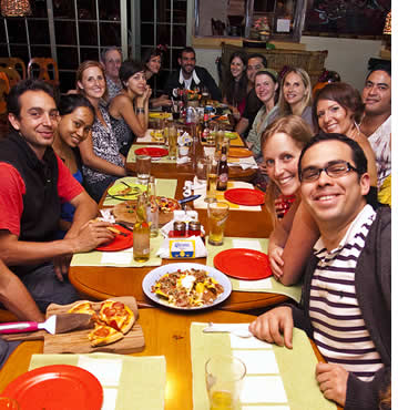 Traditional Panamanian Dinner Parties at Habla Ya Boquete Spanish School